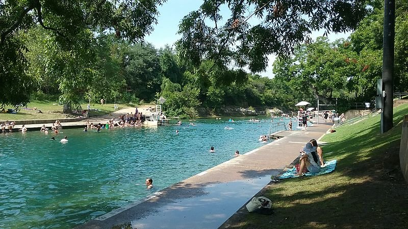 barton springs south austin