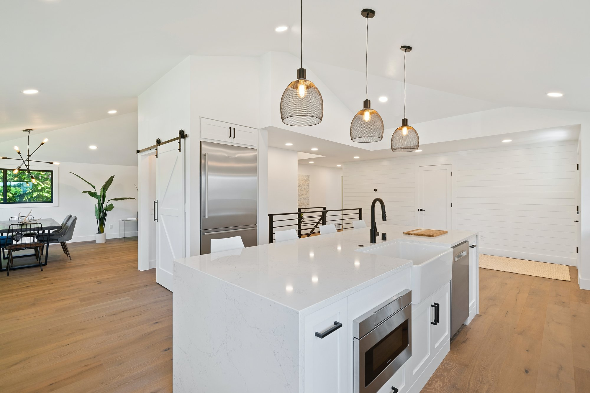 stainless steel kitchen home value